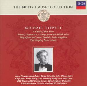 British Music Collection - Tippett's Choral Works
