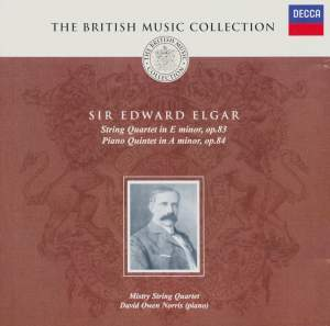 British Music Collection - Elgar Chamber Works