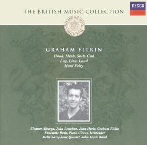 British Music Collection - Graham Fitkin