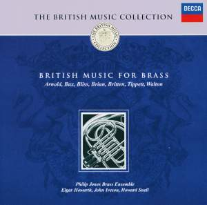British Music Collection - Music for Brass