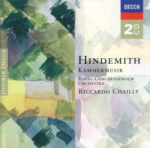 Paul Hindemith - Kammermusik