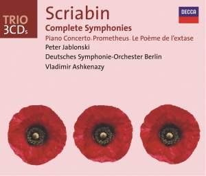 Scriabin - Complete Symphonies