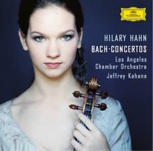 Hilary Hahn - Bach Concertos