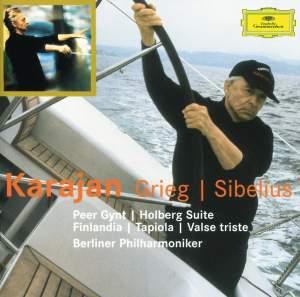 Karajan conducts Grieg & Sibelius