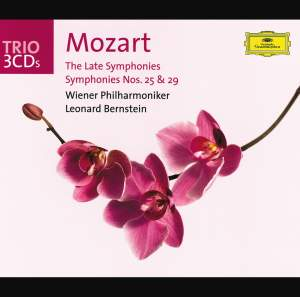 Mozart - The Late Symphonies