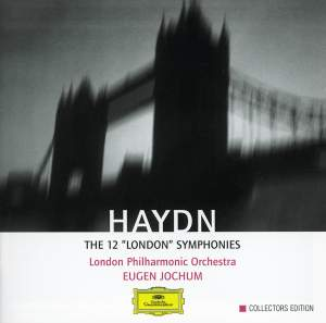 Haydn: Symphonies Nos. 93 - 104 (the London Symphonies), etc. Product Image