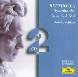 Beethoven: Symphonies Nos. 4 - 6
