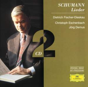 Schumann: Dichterliebe & Other Songs