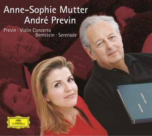 Anne-Sophie Mutter - André Previn