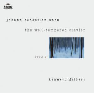 Bach, J S: The Well-Tempered Clavier, Book 2