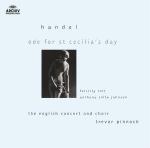 Handel: Ode for St Cecilia's Day, HWV76