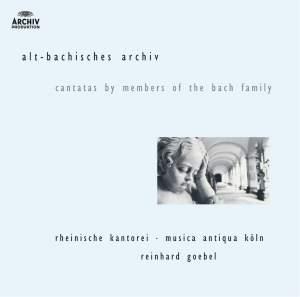 Alt-Bachisches Archiv