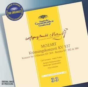 Mozart: Krönungskonzert KV537