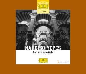 Narciso Yepes - Guitarra española