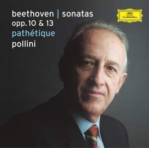 Beethoven: Piano Sonatas Nos. 5-8 Product Image
