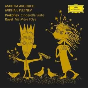 Prokofiev: Cinderella for 2 pianos & Ravel: Ma Mère l'Oye