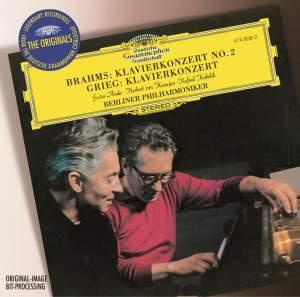 Brahms & Grieg: Piano Concertos