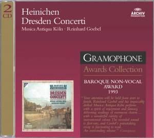 Heinichen: Dresden Concerti Product Image