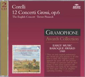 Corelli: Concerti grossi, Op. 6 (12, complete) Product Image