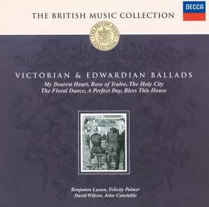 British Music Collection - Victorian & Edwardian Ballads