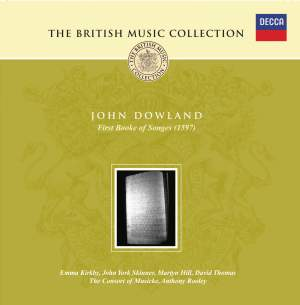 British Music Collection - John Dowland