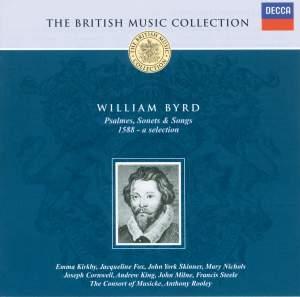 British Music Collection - William Byrd