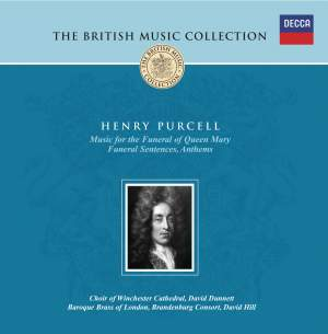 British Music Collection - Henry Purcell