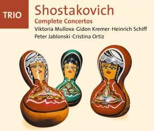 Shostakovich - Complete Concertos