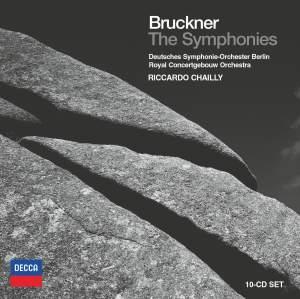 Bruckner: Symphonies 0-9