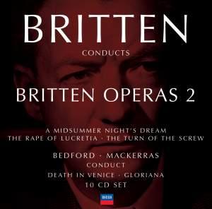 Britten Conducts Britten: Opera 2
