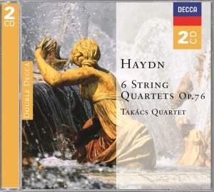 Haydn: String Quartets, Op. 76 Nos. 1-6 (complete)