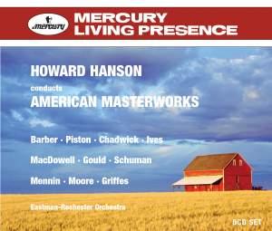 Hanson conducts American Masterworks