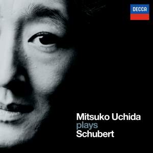 Mitsuko Uchida plays Schubert Product Image