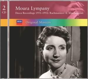 Moura Lympany: Decca Recordings 1951-1952: Rachmaninov & Khachaturian