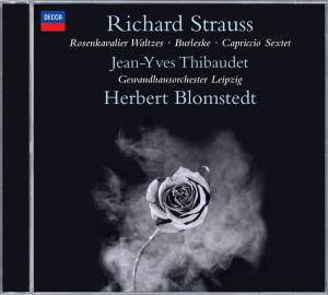 Strauss, R: Burleske for Piano and orchestra in D minor, AV85, etc.