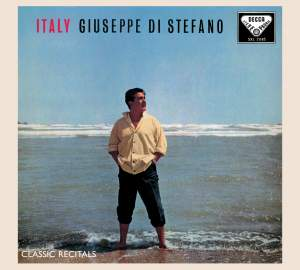 Giuseppe di Stefano - A selection of Italian arias and popular Italian songs.
