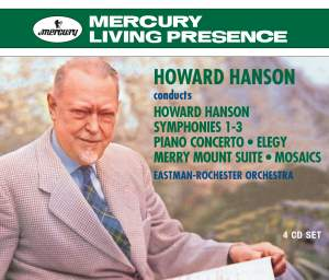 Howard Hanson conducts Howard Hanson