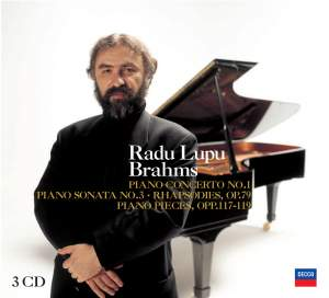 Radu Lupu plays Brahms