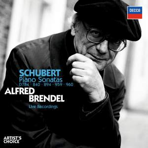 Alfred Brendel plays Schubert