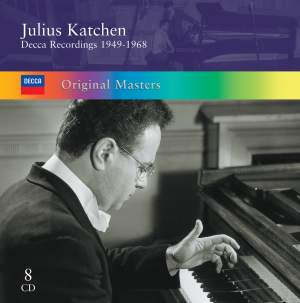 Julius Katchen - Decca Recordings 1949-1968