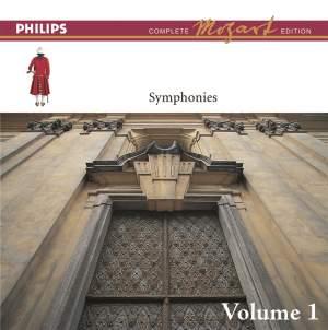 Mozart: The Symphonies, Vol.1