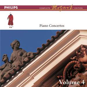 Mozart: The Piano Concertos, Vol.4