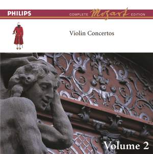 Mozart: The Violin Concertos, Vol.2