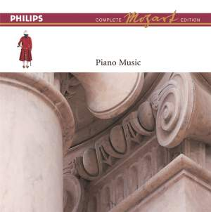 Mozart: Shorter Solo Piano Works