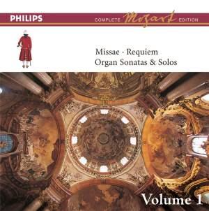 Mozart: The Masses, Vol.1