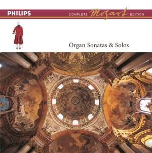 Mozart: The Organ Sonatas & Solos