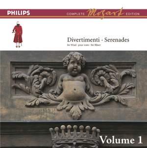 Mozart: The Wind Serenades & Divertimenti, Vol.1