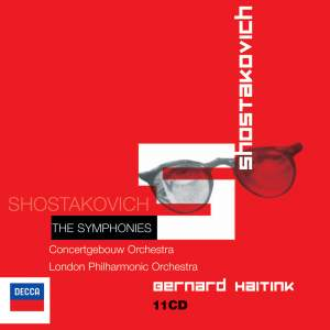 Shostakovich - The Symphonies