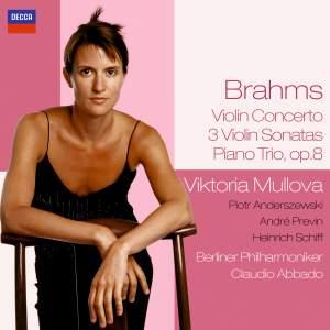 Viktoria Mullova plays Brahms
