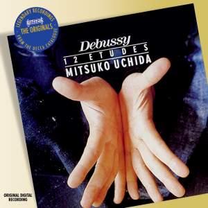Debussy: Études pour piano (12) Product Image